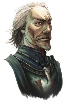Fantasy Male, Fantasy Rpg, Medieval Fantasy, Dark Fantasy, Fantasy Character Design, Character Inspiration, Character Art, Fantasy Portraits, Character Portraits