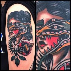 #tattoo by James McKenna @jmckenna_soos  (at WA Ink Tattoo)