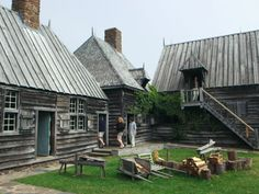 Bay of Fundy, Nova Scotia   ... Port-Royal National Historic Site - Bay of Fundy & Annapolis Valley