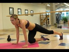 Metabolism Boosting HIIT Workout (20 min) - all you need is a chair and a weight