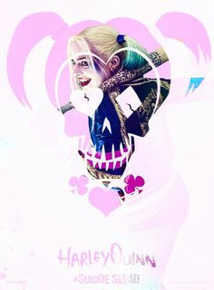harley quinn and suicide squad image  --Be your own Whyld Girl with a wicked tee today! http://whyldgirl.com/tshirts