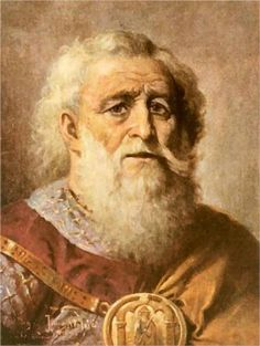 Mieszko the Old by Jan Matejko