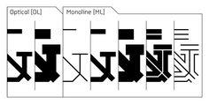Ben Bold / Bold Studio / BB Strata OL Regular / Typeface / 2016