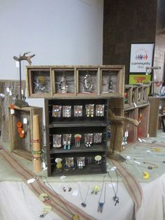 Pinterest Jewelry Booth Displays | booth displays