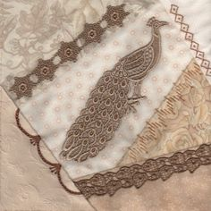 champagne quilt 3 by Marci H, via Flickr