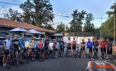 65km y más de 3.000 mts de desnivel gran entrenamiento de ciclismo #Triatletas #RoadRunnersChile