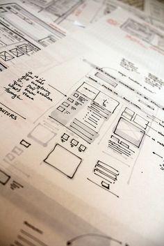 Sketched Wireframe | Flickr - Photo Sharing! Wireframe Design, Ui Ux Design, Pop Design, Information Architecture, User Experience Design, Interaction Design, Screen Design, Website Design Inspiration, User Interface Design
