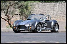 1965 #Shelby #Cobra Replica  408/450 HP, 4-Speed  #Mecum #Monterey