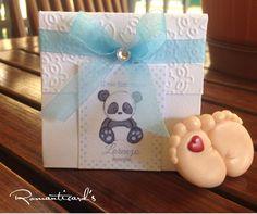 Bomboniera a scatolina personalizzata e calamita di piedini by Romanticards, by Romanticards e Little Rose Handmade, 2,30 € su misshobby.com