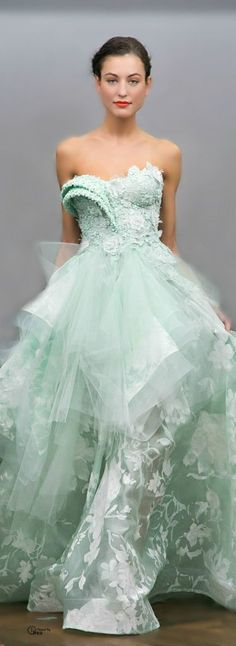 Elegant Haute Couture Wedding Dresses For Your Luxurious Wedding Evening Dresses, Prom Dresses, Formal Dresses, Dress Prom, Gown Dress, Dress Outfits, Beautiful Gowns, Beautiful Outfits, Mode Glamour