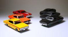 Dez Curiosidades sobre o Dodge Charger