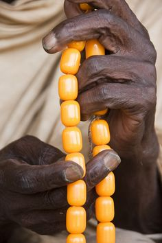 Africa | Hands of a priest, North Ethiopia
