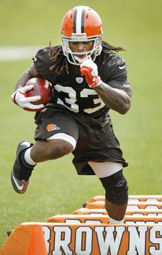 Trent Richardson...SOOO excited!!