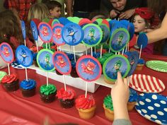 Learn, Baby, Learn!: PJ Masks Birthday Party