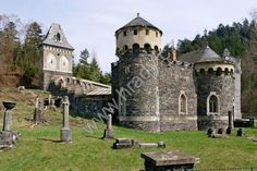 Manor Houses, Palaces, Castles, Cathedral, Mansions, House Styles, Travel, Ideas, Viajes