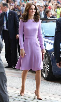 All of Kate Middleton's looks from the royal tour of Poland and Germany