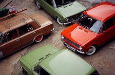 vintage Eastern Lada-s