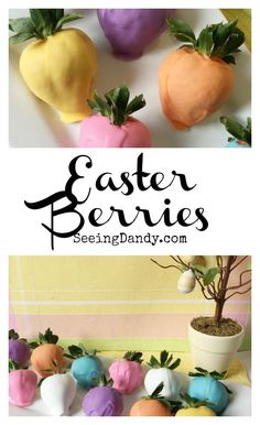 This Easter egg chocolate covered strawberries recipe is perfect for springtime and gluten free! recipes appetizers recipes brunch recipes brunch breakfast bake recipes for kids easter recipes easter recipes brunch Desserts Ostern, Kid Desserts, Easter Desserts, Easter Party, Easter Dinner, Brunch, Easter Activities, Easter Holidays, Happy Holidays