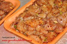 World Recipes, Meat Recipes, Chicken Recipes, Turkish Chicken, Turkish Kitchen, Turkish Recipes, Food And Drink, Yummy Food, Dishes