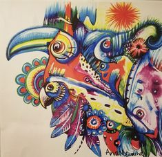 Illustration by Ana Mendina My Arts, Gallery, Drawings, Illustration, Artwork, Painting, Dibujo, Pintura, Sketches