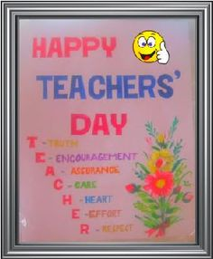 Happy Teachers Day Special Shayari in Hindi und Englisch für Studenten 2015 - # Teachers Day Message, Happy Teachers Day Card, Teachers Day Special, Teachers Day Greetings, World Teachers, Teacher Appreciation Gifts, Teacher Gifts, Teacher Cards, Be My Teacher