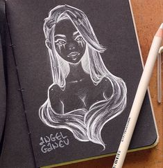 – – – – – – – – The post – – – appeared first on Frisuren Tips. – – – – – – The post – – – appeared first on Frisuren Tips. Cool Art Drawings, Pencil Art Drawings, Art Drawings Sketches, Cool Drawings Tumblr, Art Du Croquis, Black Paper Drawing, Art Sketchbook, Sketchbook Tumblr, Drawing People