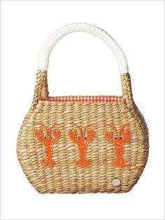 Shrimpy bag! I am loving it. Summer fun for sure!
