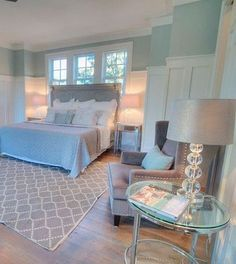 Beach themed bedrooms for adults photo gallery of the Paint colors for calming effect