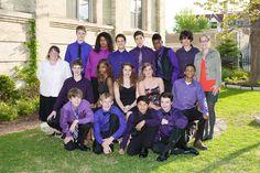 Our 2013-14 8th grade graduates. Congratulations!
