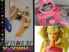 Windsurf e Penteadeira da Xuxa