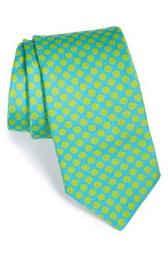 Men's Ted Baker London 'Candy Dots' Silk Tie