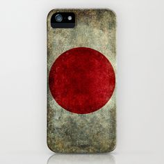 The national flag of Japan iPhone & iPod Case by LonestarDesigns2020 - Flags Designs + - $35.00