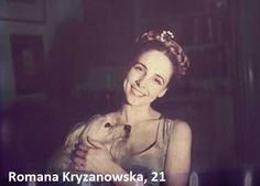Pilates elder Romana Kryzanowska~