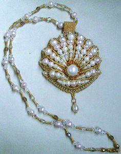 Лучших изображений доски «Бижу жемчуг»  223   Beaded Jewelry, Pearl ... 5fc290bc0b8