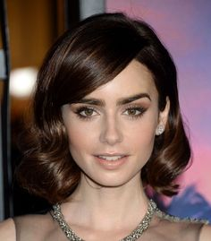 Lily Collins, 2016