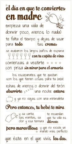 New ideas baby shower quotes girl spanish Baby Shower Quotes, Baby Boy Quotes, Mommy Quotes, Girl Quotes, Me Quotes, More Than Words, Spanish Quotes, Wise Words, Decir No
