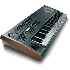 Access Virus Ti2, basically one if my favorite synths ever!  I'd give my eye teeth to own one of these.