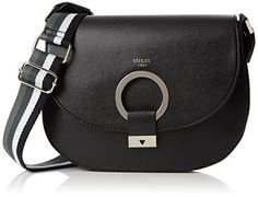 aaa0953d9b Guess Women's Ray Cross-Body Bag black black: Amazon.co.uk: Shoes & Bags. Sac  Bandoulière Femme ...