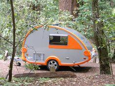 Camping at Butano State Park  Pescadero, CA