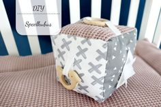 Sewing For Kids, Diy For Kids, Pochette Diy, Play Cube, Diy Bebe, Soft Play, Baby Makes, Infant Activities, Baby Decor