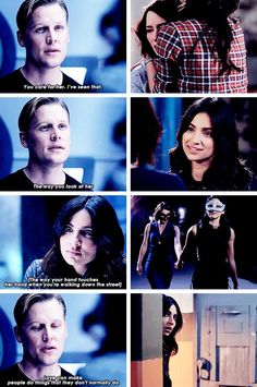 They are the best - Sanvers Parallel - Maggie Sawyer - Alex Danvers - Supergirl 2x19