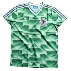 Adidas DFB Retro Auswärtstrikot WM 1990