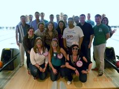 Thalhimer bowls for Junior Achievement of Central Virginia