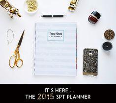2015 spt planner printables
