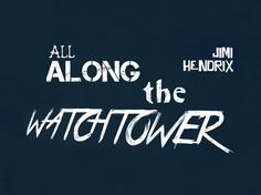 "Confira meu projeto do @Behance: ""All Along The Watchtower - Alltype Motion Graphic"" https://www.behance.net/gallery/32967055/All-Along-The-Watchtower-Alltype-Motion-Graphic"