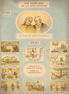 """Mundo Peronista"" en afiches y más (1946 - 1955) - Imág... en Taringa! Place Cards, Place Card Holders, Dani, Social, World, Argentina, Eva Peron, Retro Advertising, Feelings"
