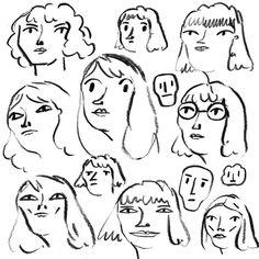 Doodletime: Susann Stefanizen Illustration