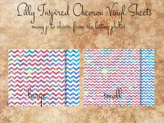 Beautiful patterned craft vinyl and heat transfer vinyl in for Lilly d s craft supplies