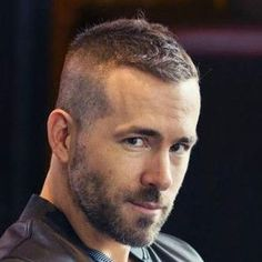 The 13 Original Styles of Military Haircut Regulations for Special Force How To Get The Ryan Reynolds Deadpool Haircut Buzz Cut Hairstyles, Boy Hairstyles, Mens Buzz Haircuts, Men's Short Haircuts, Mens Thin Hairstyles, Weird Haircuts, Hairstyle Men, Fringe Hairstyles, Beautiful Hairstyles