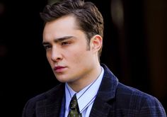 Chuck Bass (not Ed Westwick)